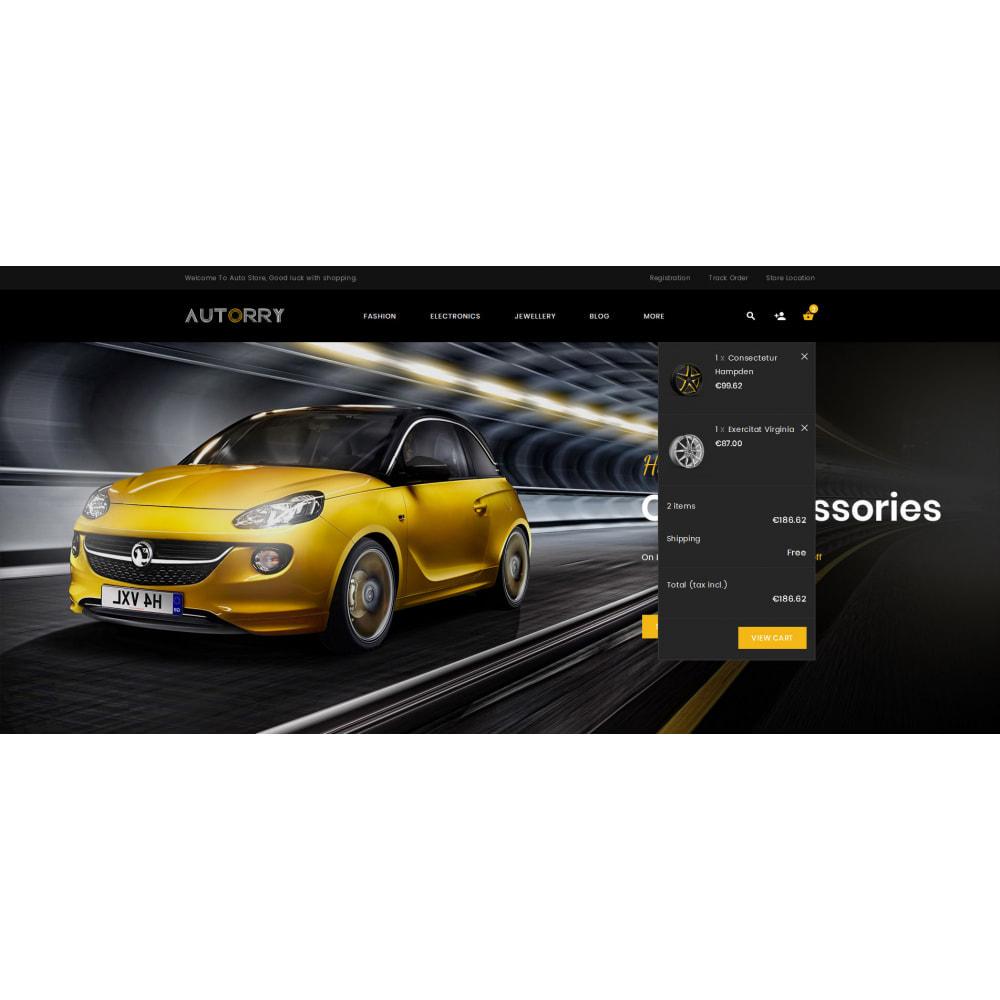 theme - Авто и Мото - Autorry - Auto Parts Store - 8