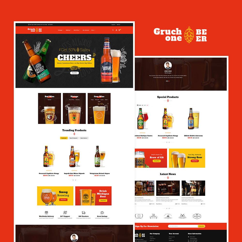 theme - Getränke & Tabak - Gruchone Beer & Wine Store - 2