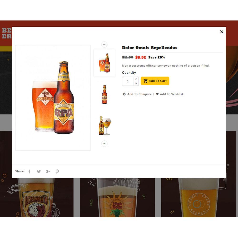 theme - Getränke & Tabak - Gruchone Beer & Wine Store - 8