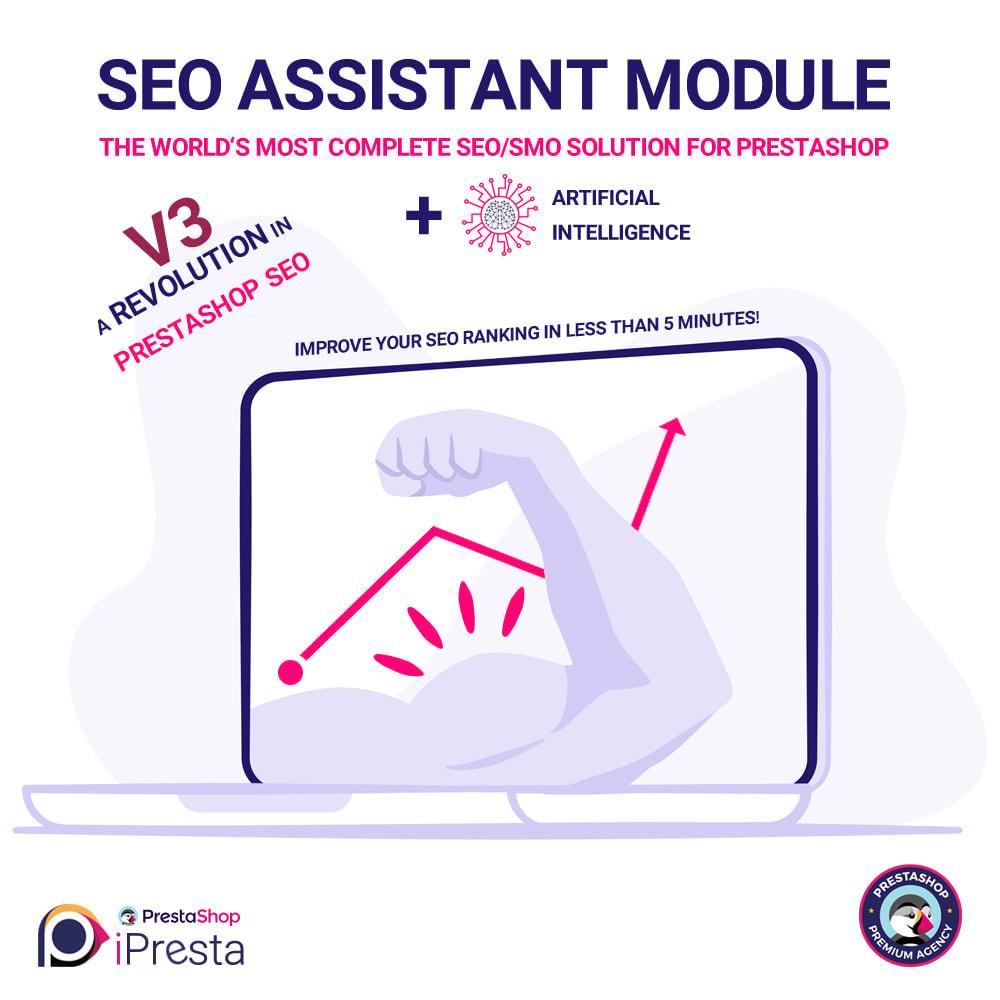 module - SEO - SEO/SMO Assistant - 1
