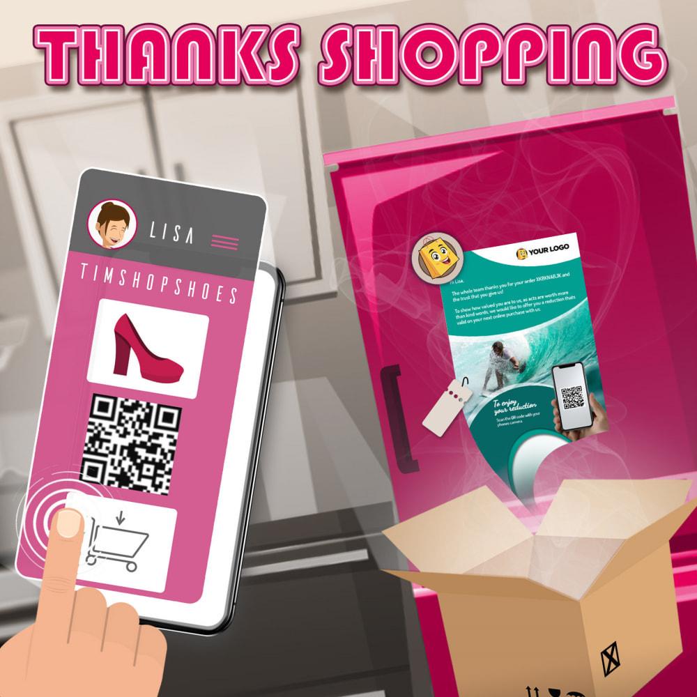 module - Programa de Fidelidad - Thanks Shopping : Un agradecimiento distinto - 1