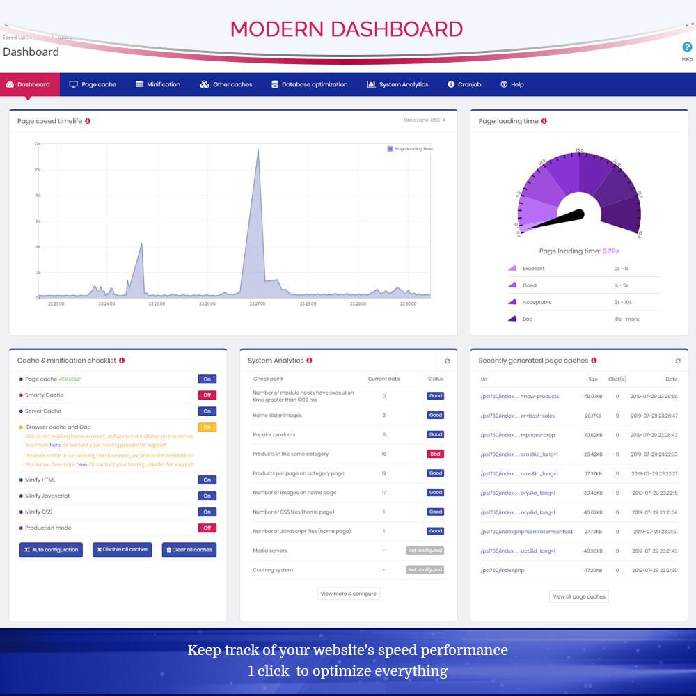 module - Website Performance - Page Cache Pro - Speed & SEO optimization - 5