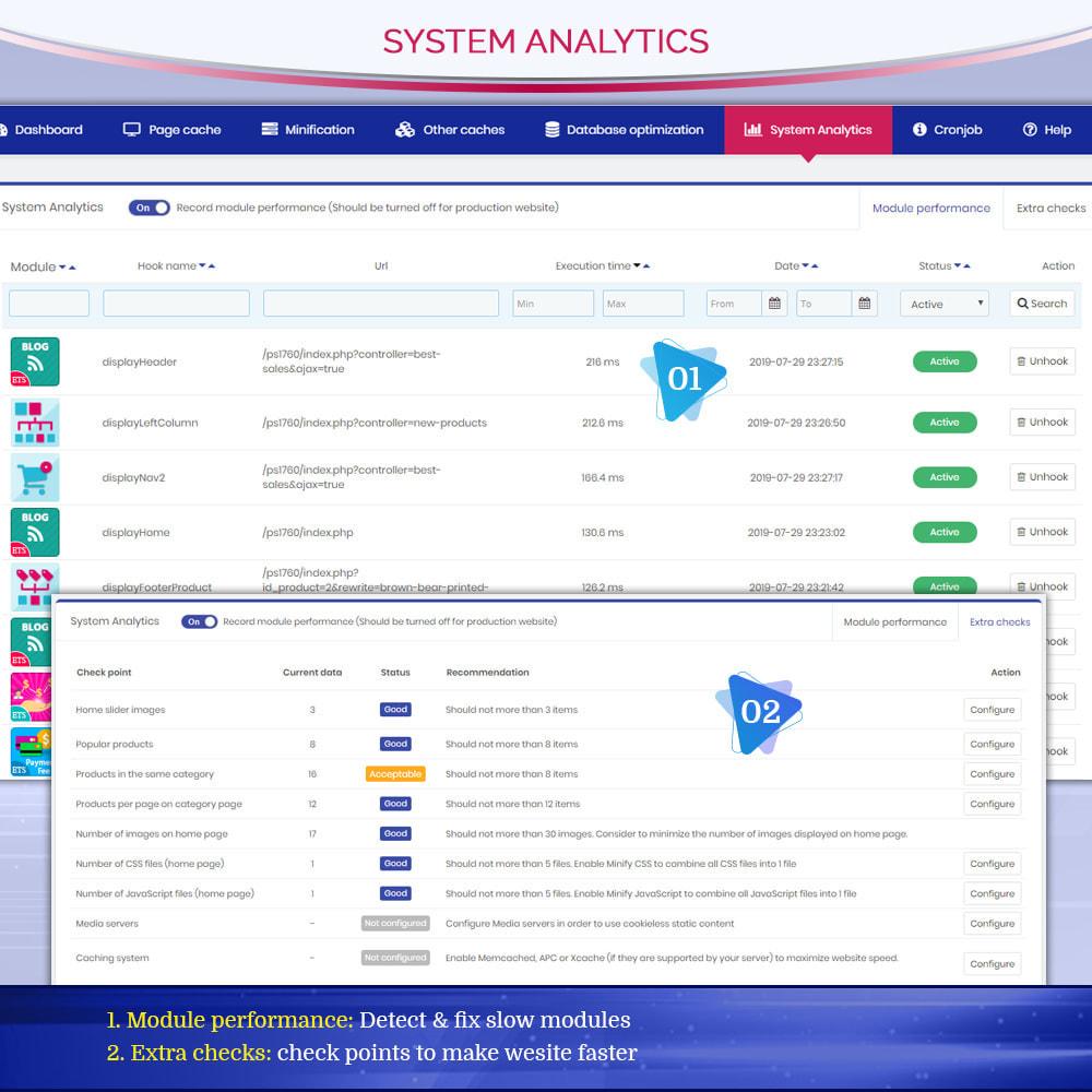 module - Website Performance - Page Cache Pro - Speed & SEO optimization - 9