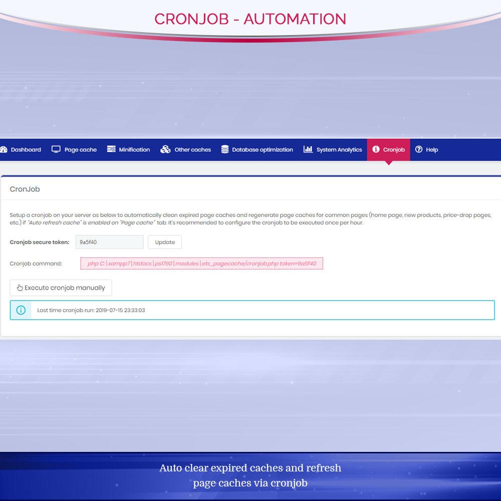 module - Website Performance - Page Cache Pro - Speed & SEO optimization - 10