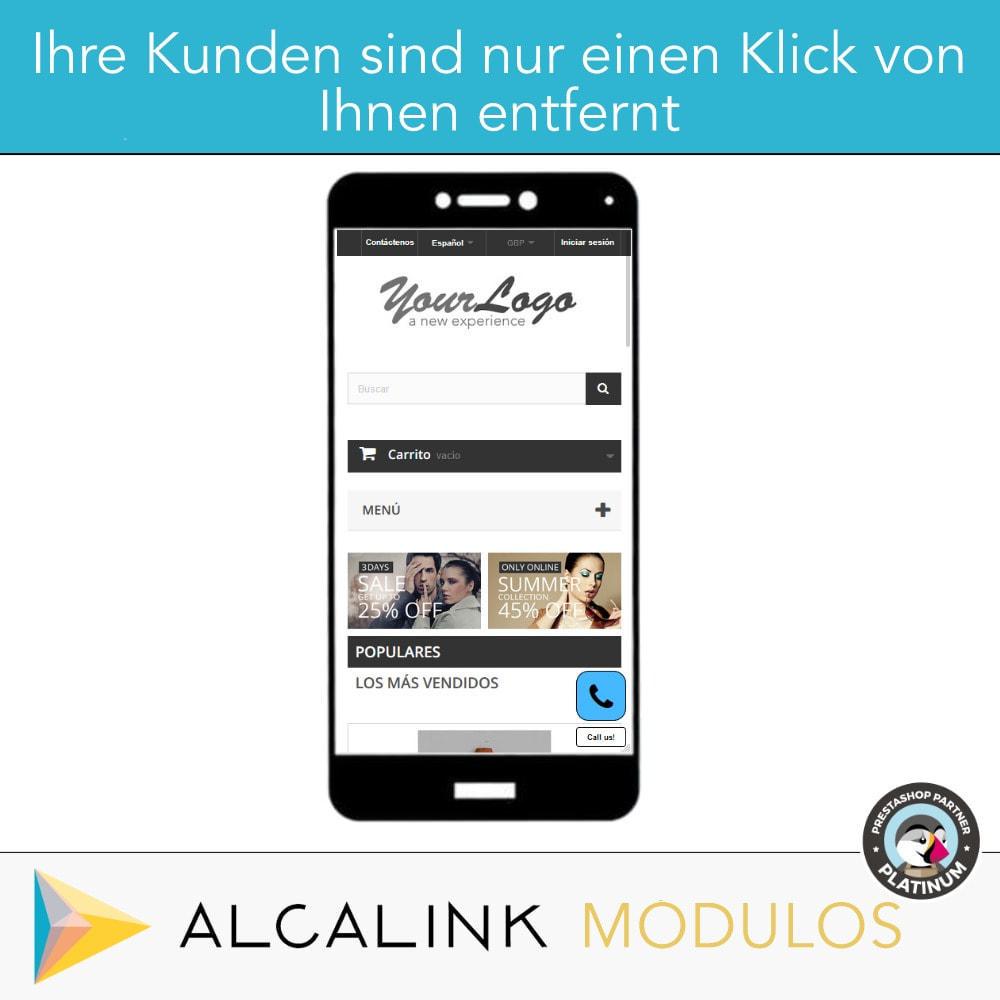 module - Mobile Endgeräte - Button zum Anrufen (mobile version) - 2