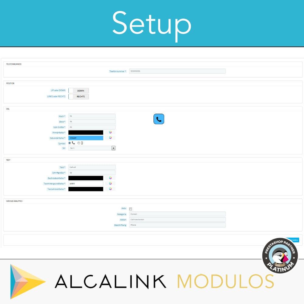 module - Mobile Endgeräte - Button zum Anrufen (mobile version) - 3