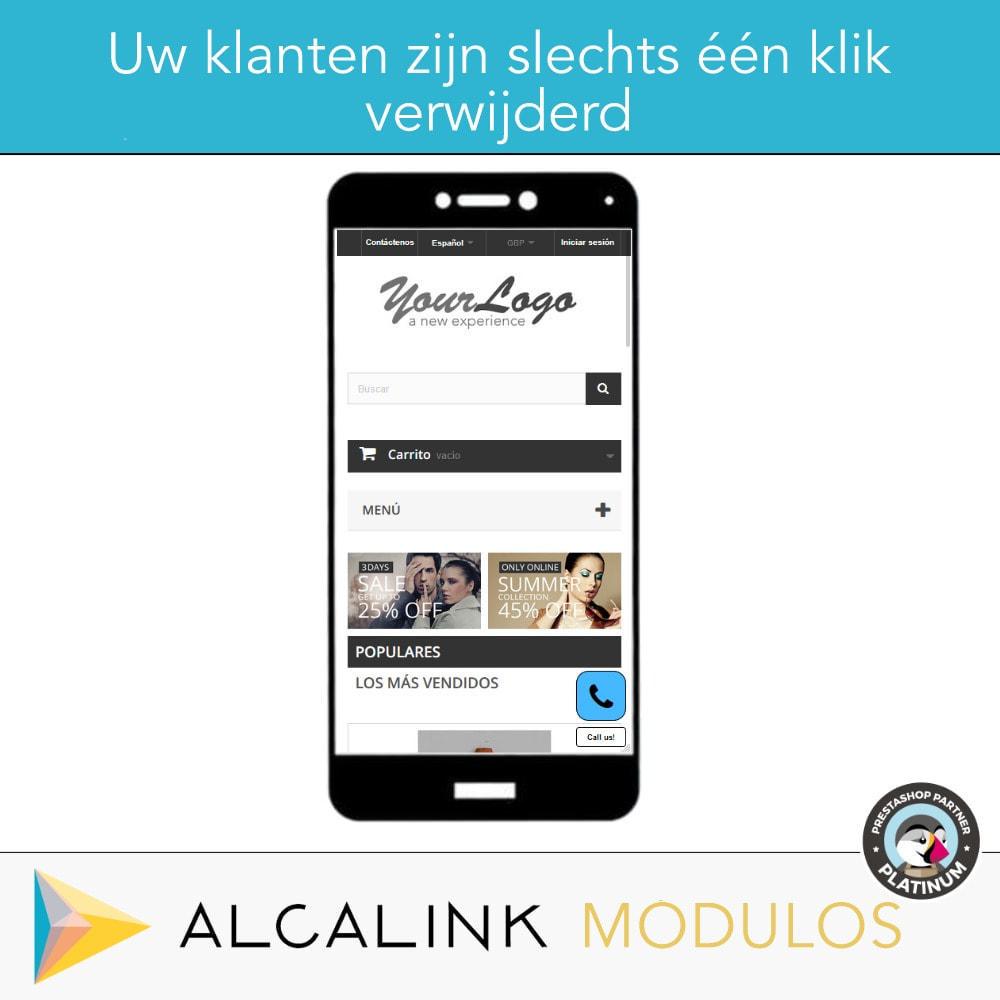 module - Mobiele apparaten - Contactknop per oproep (mobiele versie) - 2