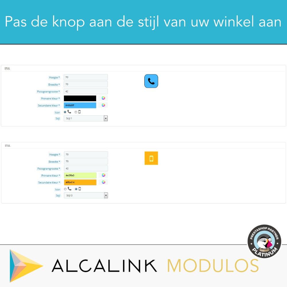 module - Mobiele apparaten - Contactknop per oproep (mobiele versie) - 4
