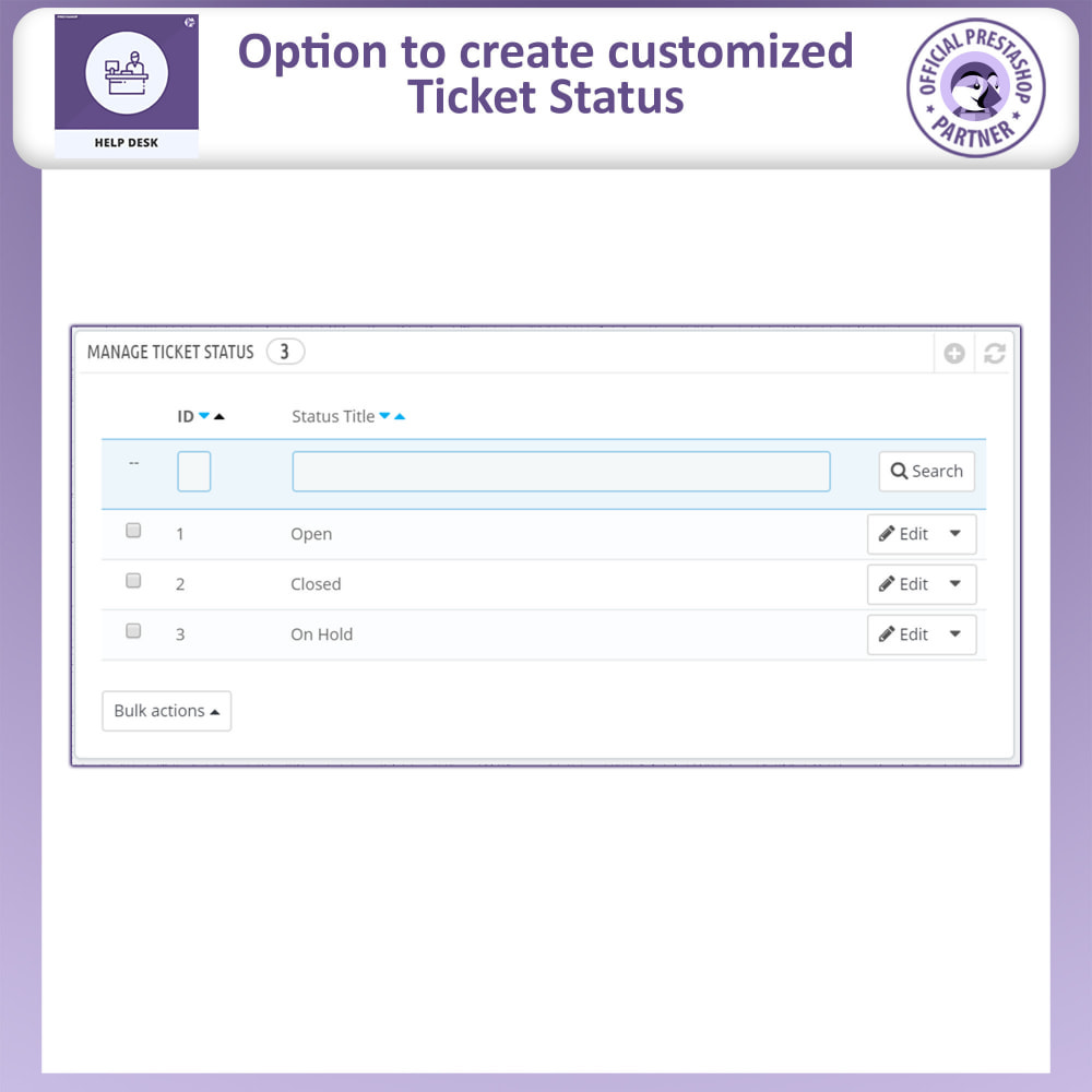 module - SAC - Help Desk - Customer Support Management System - 14
