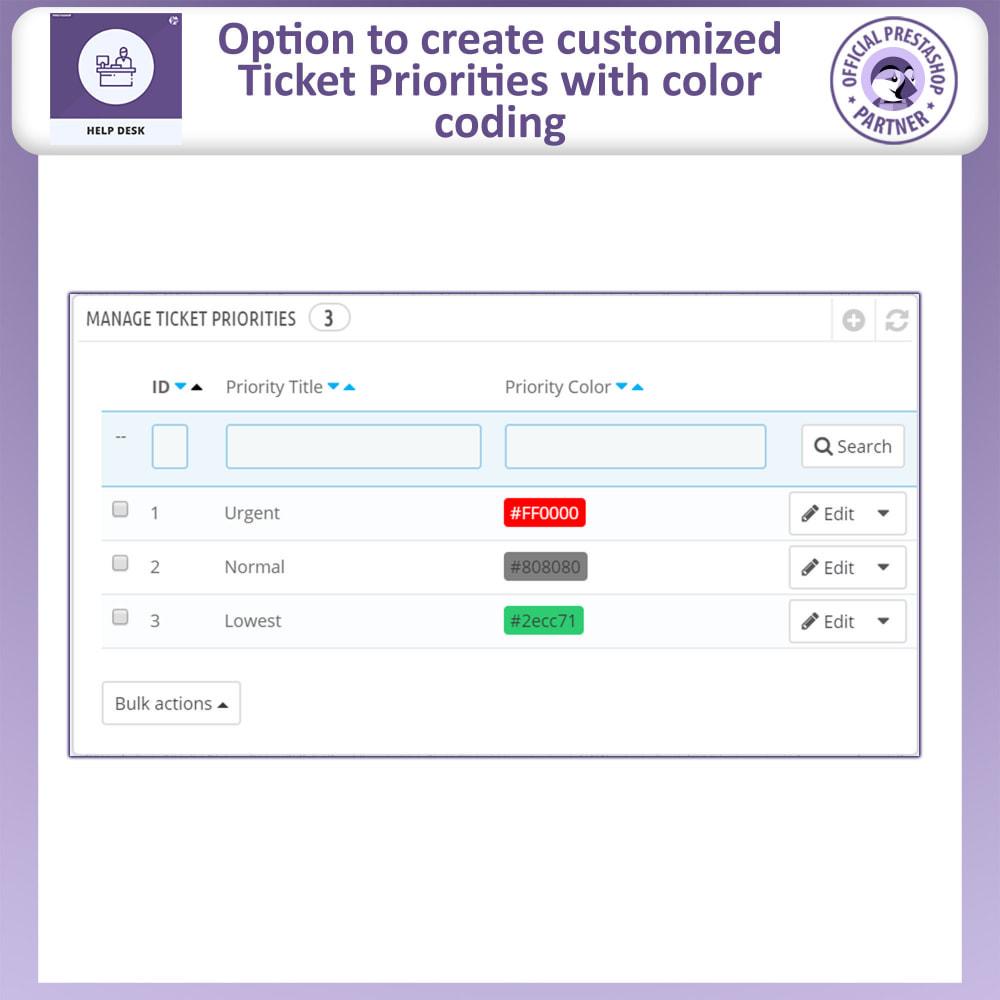 module - SAC - Help Desk - Customer Support Management System - 15