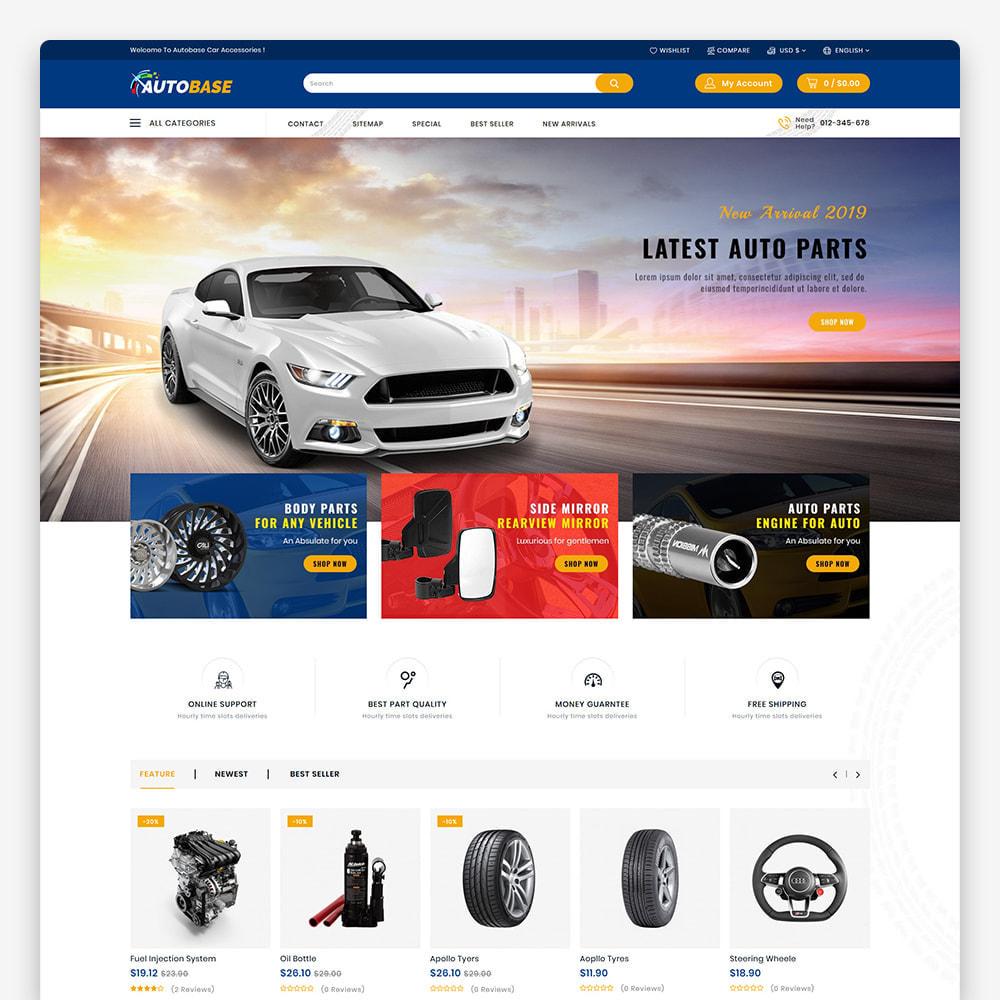 theme - Coches y Motos - Autobase - Auto Parts & Tools - 4