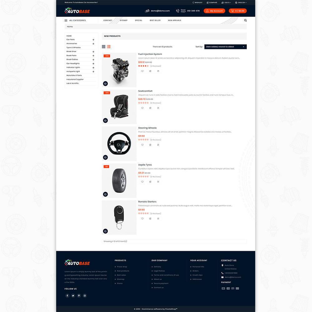 theme - Coches y Motos - Autobase - Auto Parts & Tools - 12