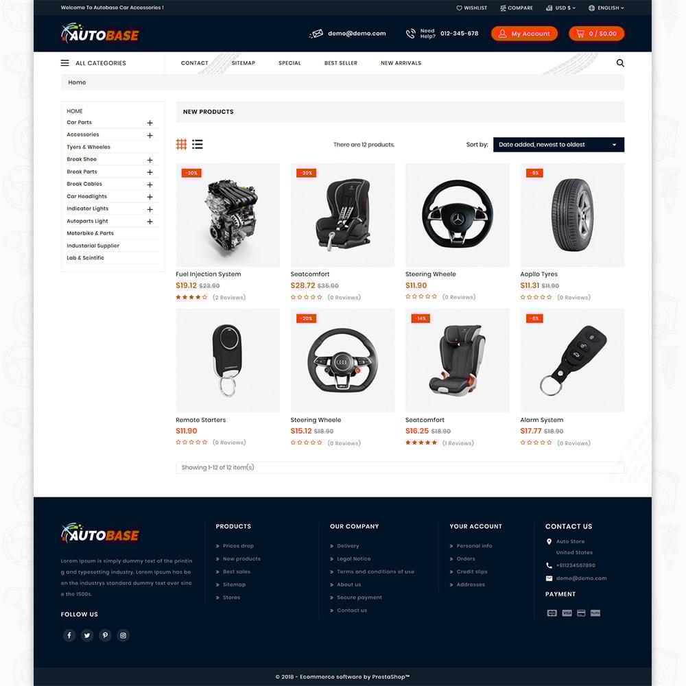 theme - Coches y Motos - Autobase - Auto Parts & Tools - 11