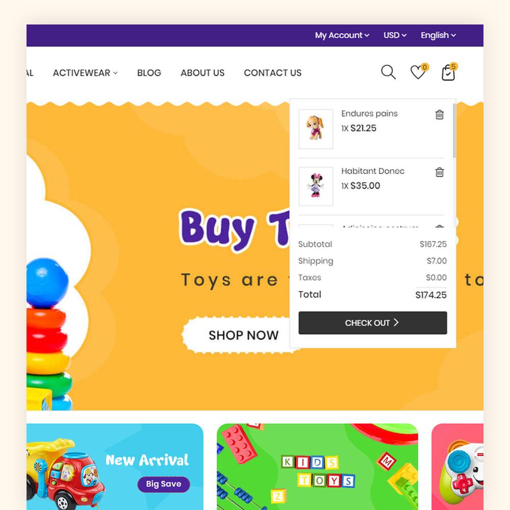 theme - Kinderen & Speelgoed - Toyoza Toy Store - 4