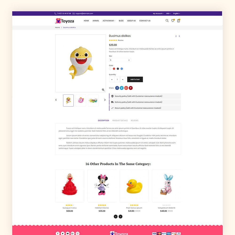 theme - Kinderen & Speelgoed - Toyoza Toy Store - 7