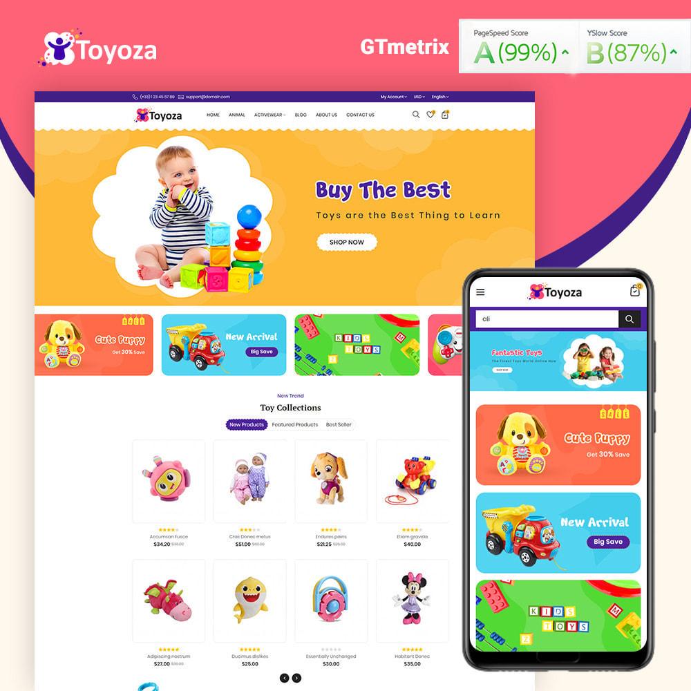 theme - Enfants & Jouets - Toyoza Toy Store - 2