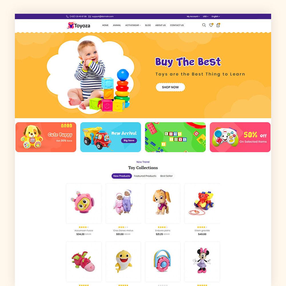 theme - Enfants & Jouets - Toyoza Toy Store - 3