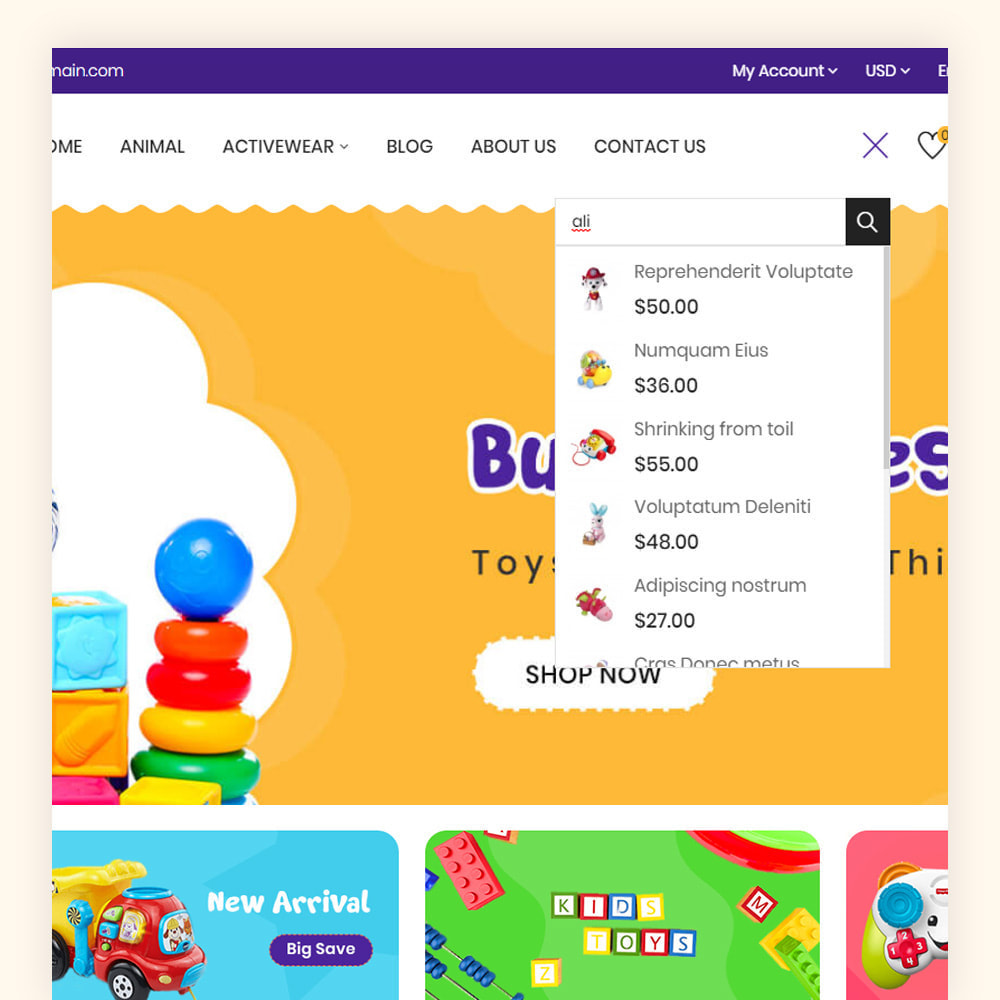 theme - Enfants & Jouets - Toyoza Toy Store - 4