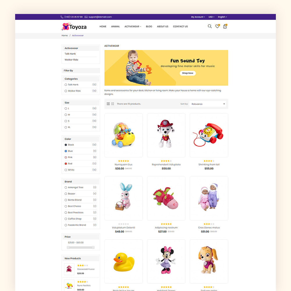 theme - Enfants & Jouets - Toyoza Toy Store - 6