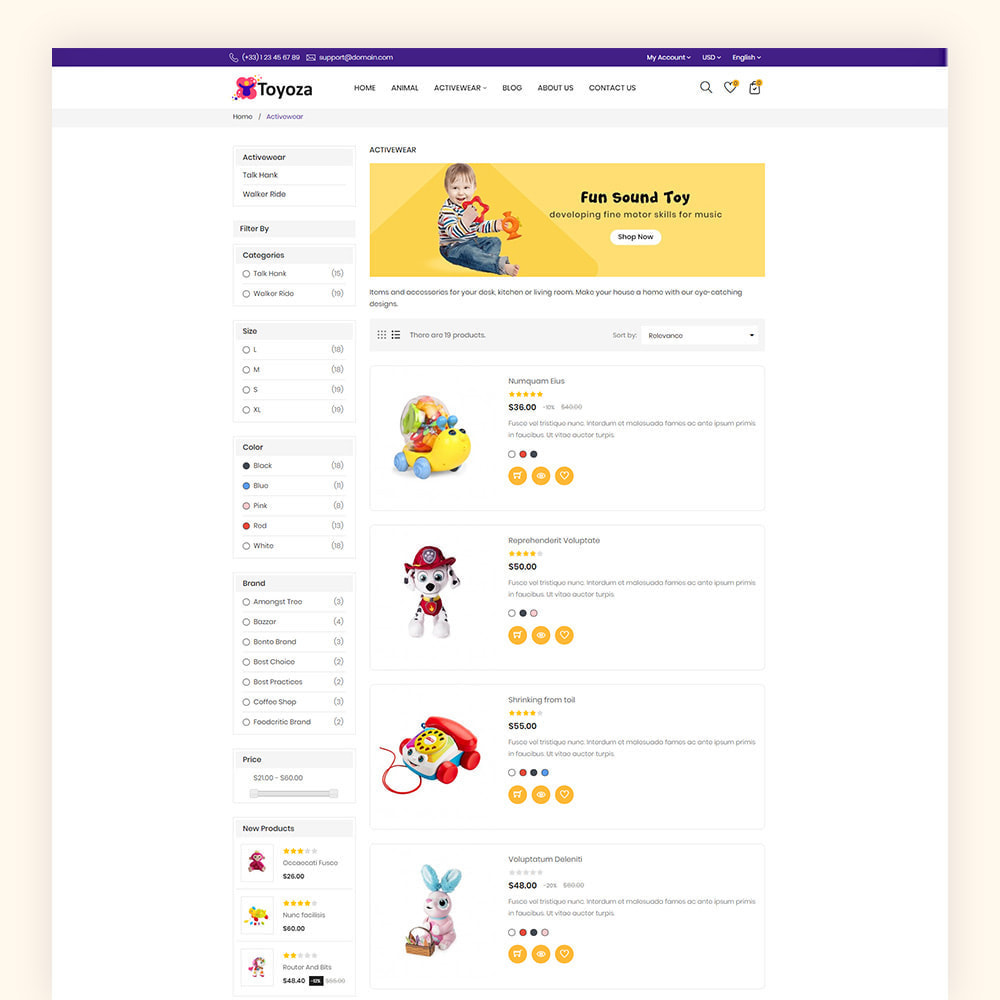 theme - Enfants & Jouets - Toyoza Toy Store - 7
