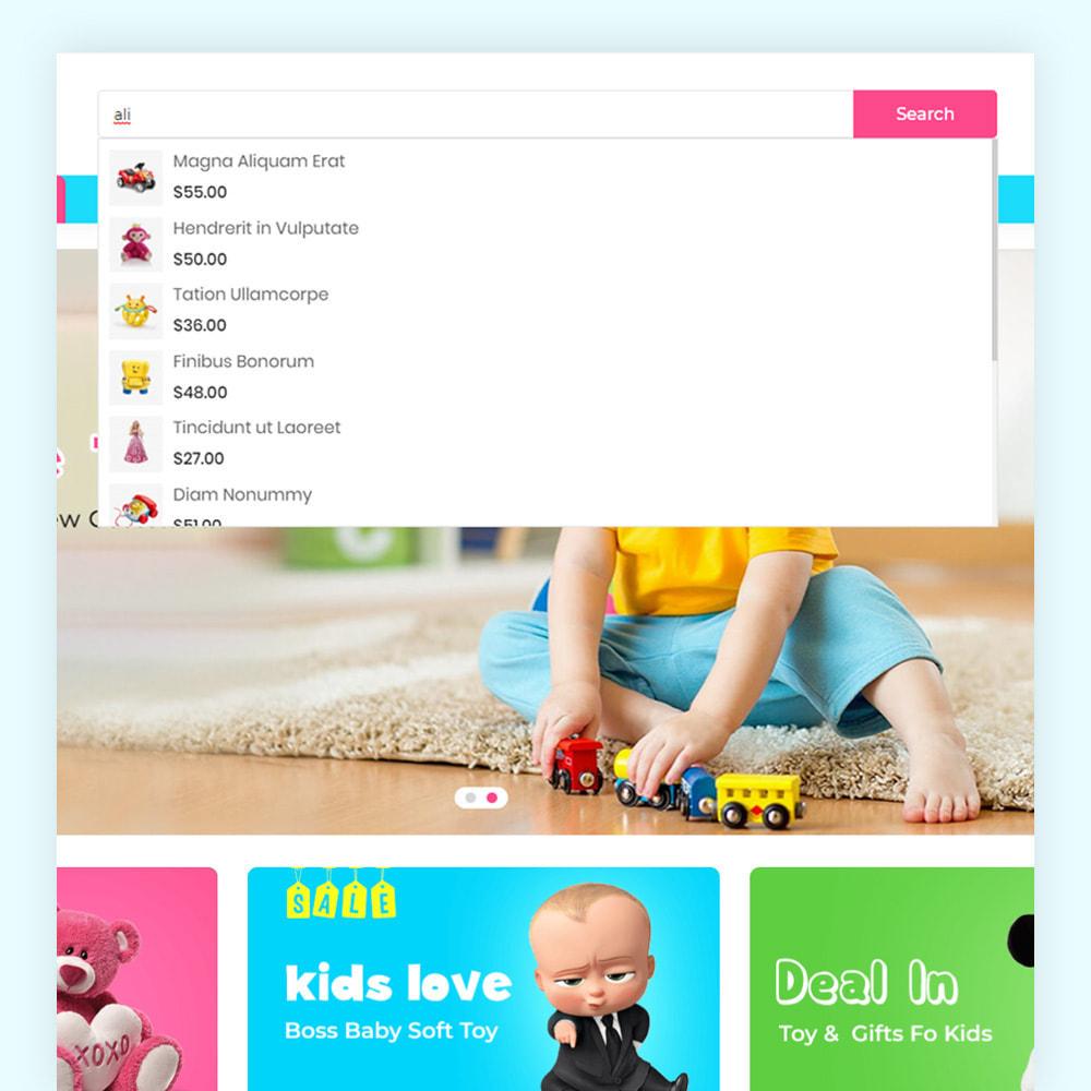 theme - Niños y Juguetes - Bigfun Kids Toy Store - 3