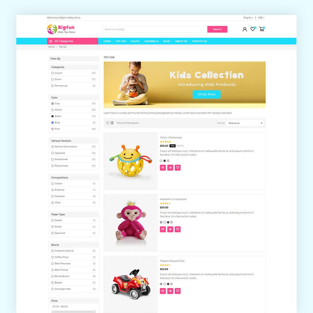 theme - Niños y Juguetes - Bigfun Kids Toy Store - 6