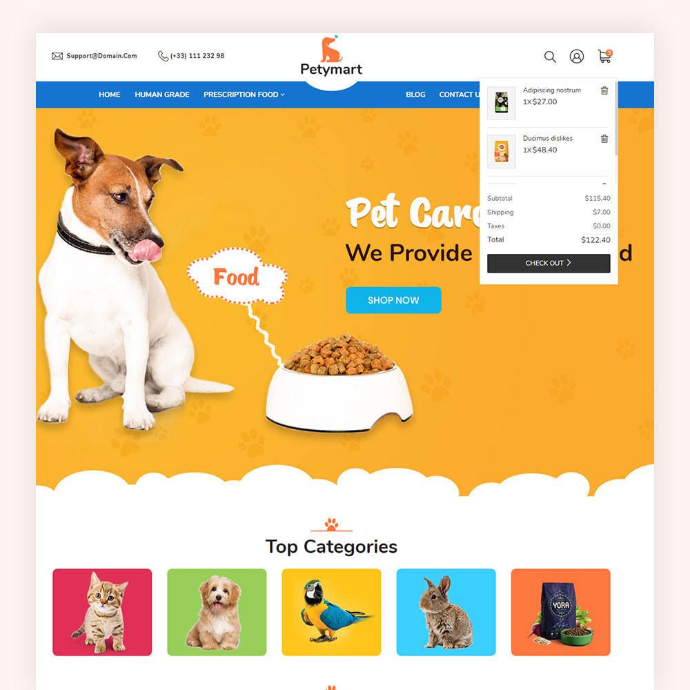 theme - Tier - Petymart Pet Store - 4