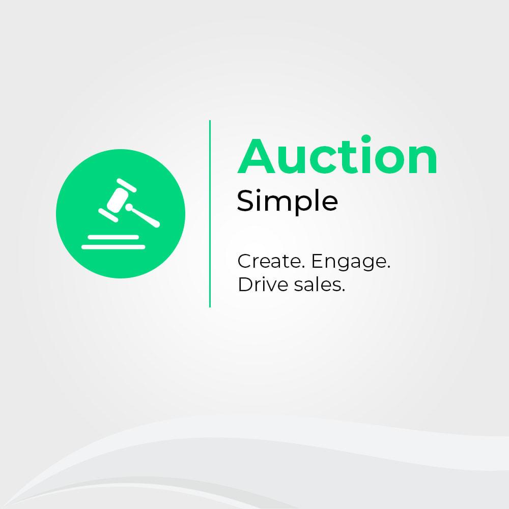 module - Zbuduj stronę aukcyjną - Auction Simple - Online Product Bid - 1