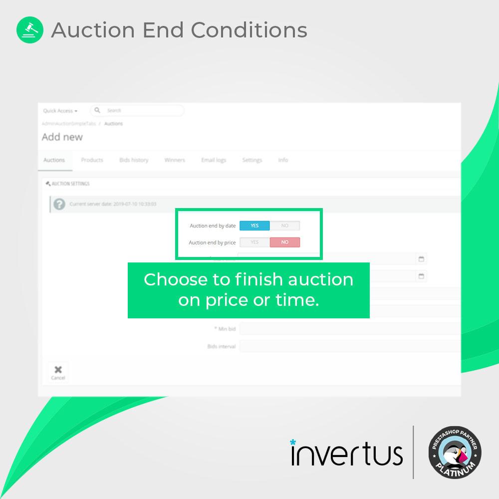 module - Zbuduj stronę aukcyjną - Auction Simple - Online Product Bid - 4
