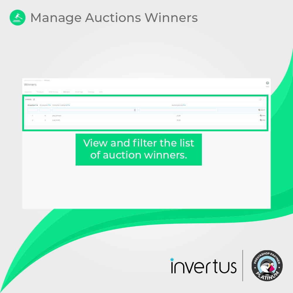 module - Zbuduj stronę aukcyjną - Auction Simple - Online Product Bid - 6