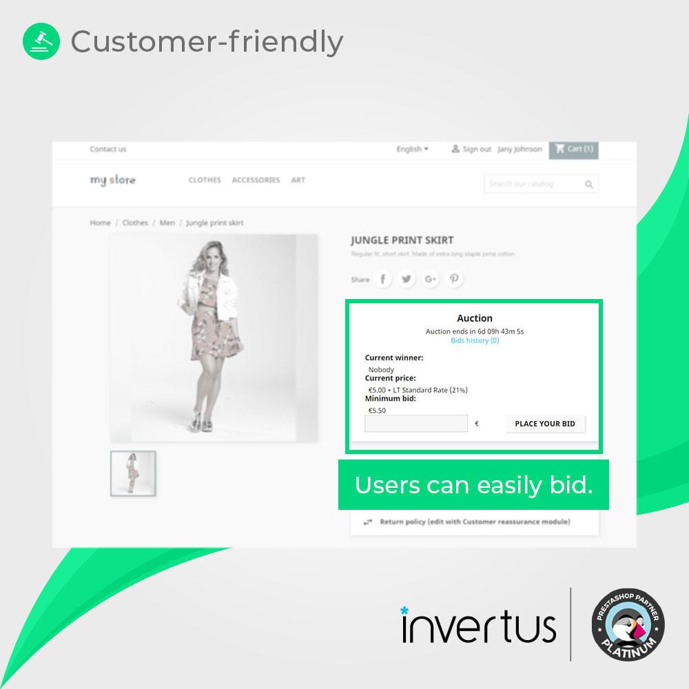 module - Zbuduj stronę aukcyjną - Auction Simple - Online Product Bid - 8