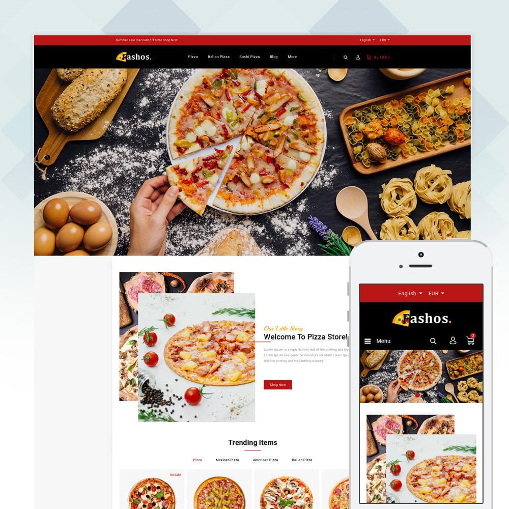 theme - Шаблоны PrestaShop - Fashos - Multipurpose Store - 3