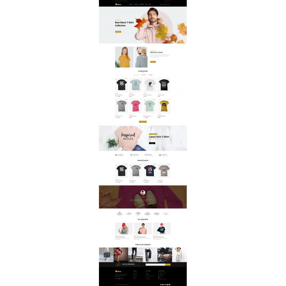theme - Шаблоны PrestaShop - Fashos - Multipurpose Store - 5