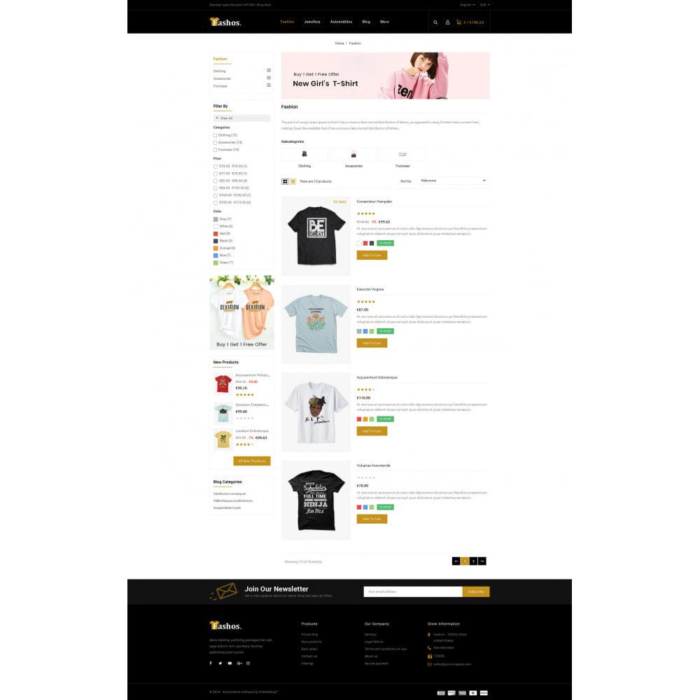 theme - Шаблоны PrestaShop - Fashos - Multipurpose Store - 7