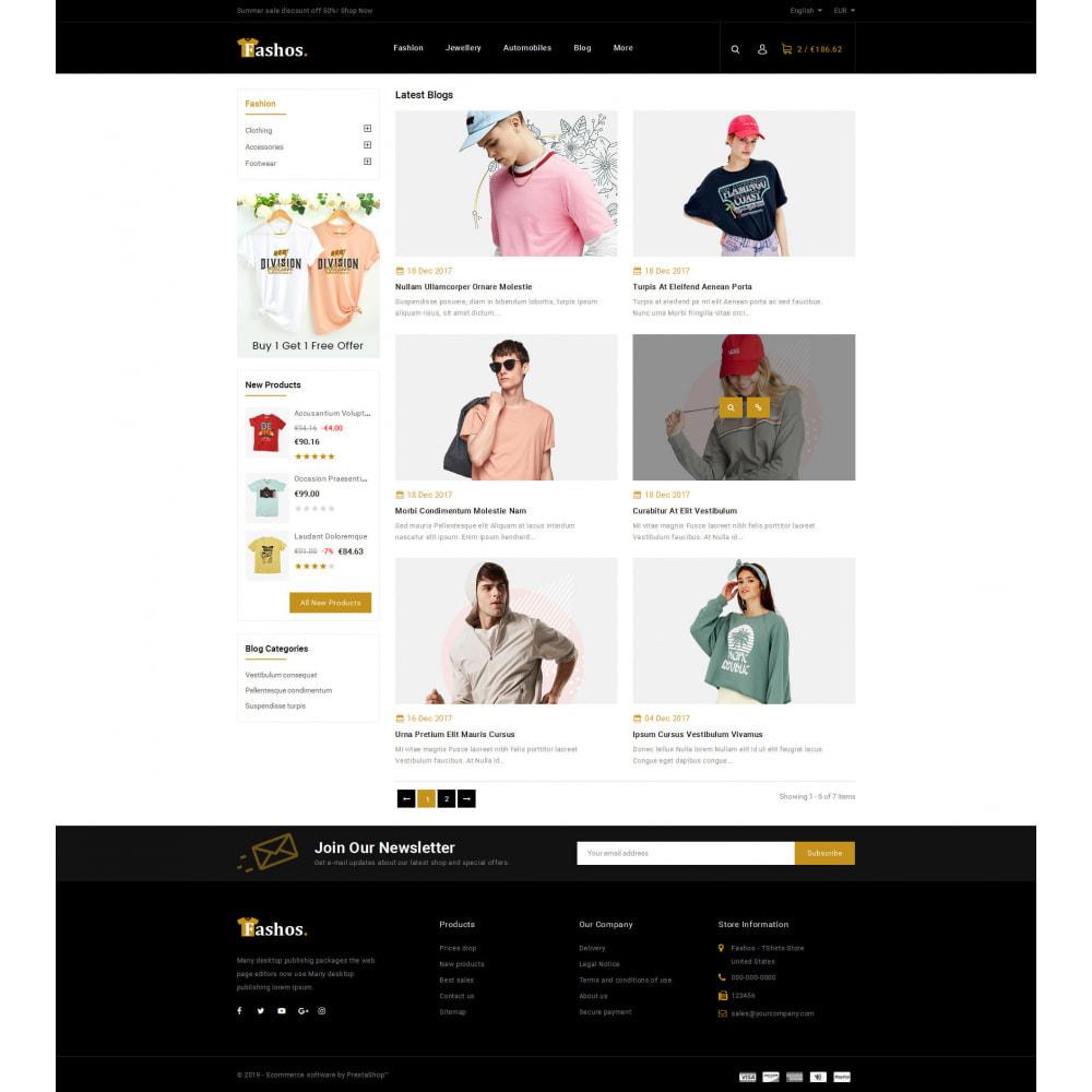 theme - Шаблоны PrestaShop - Fashos - Multipurpose Store - 13
