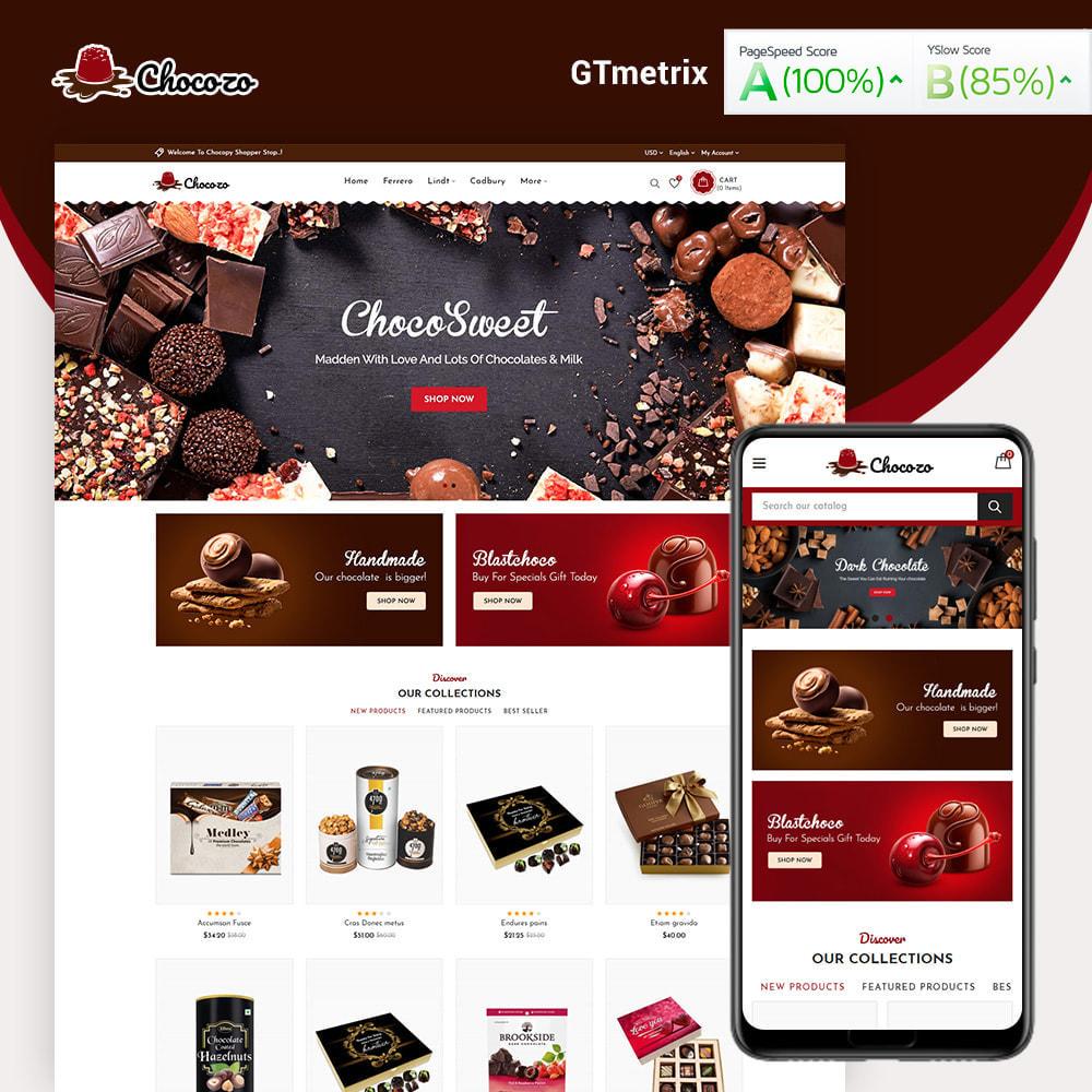 theme - Regali, Fiori & Feste - Chocozo Chocolates Store - 1