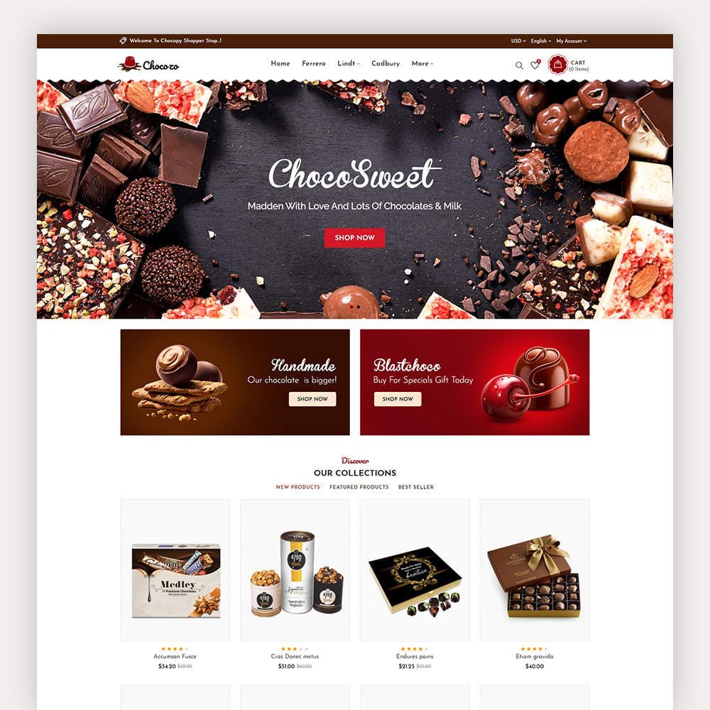 theme - Regali, Fiori & Feste - Chocozo Chocolates Store - 2