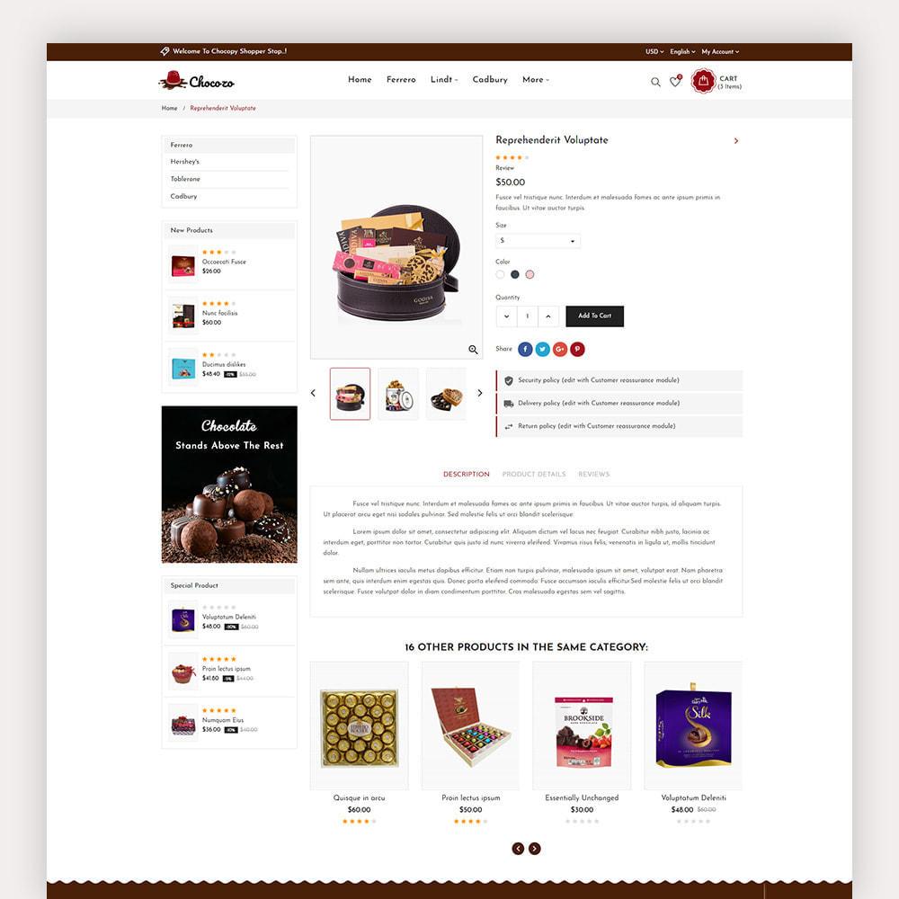 theme - Regali, Fiori & Feste - Chocozo Chocolates Store - 7