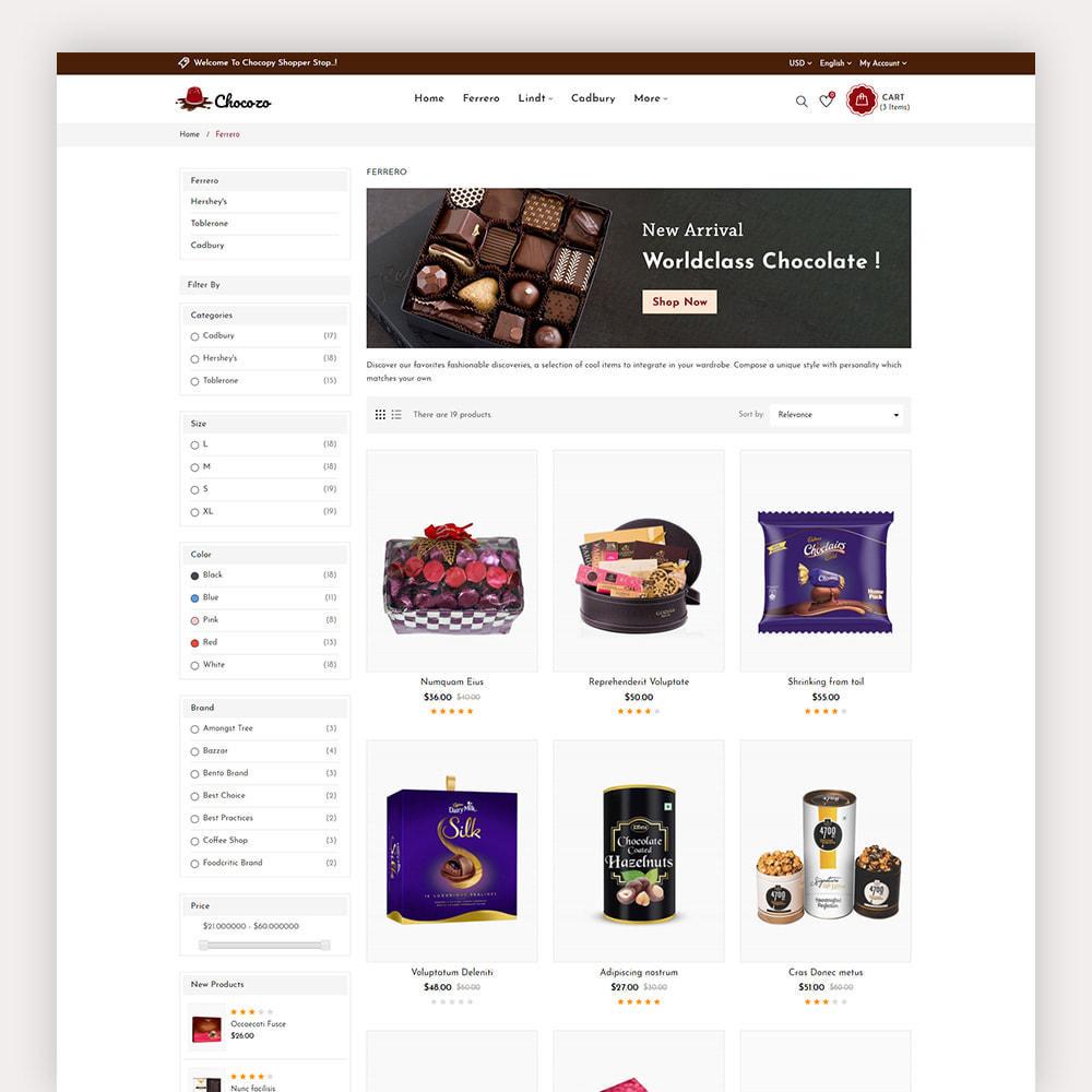 theme - Cadeaux, Fleurs et Fêtes - Chocozo Chocolates Store - 6