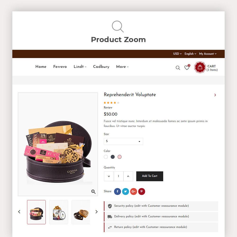 theme - Cadeaux, Fleurs et Fêtes - Chocozo Chocolates Store - 9
