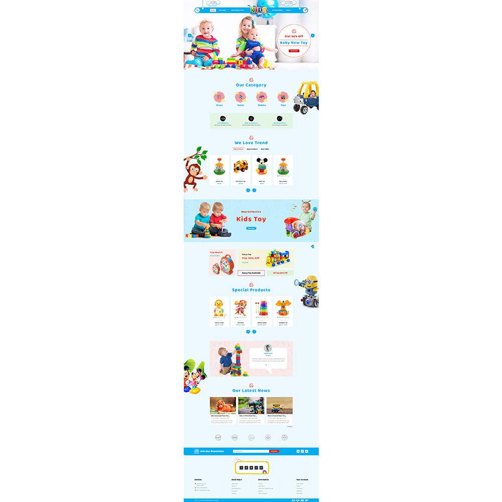 theme - Enfants & Jouets - Kidz Baby–Toys Children–Kids Store - 2