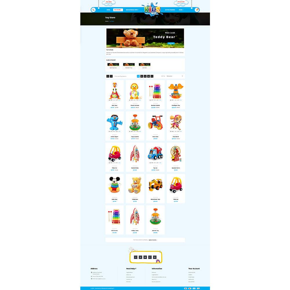 theme - Enfants & Jouets - Kidz Baby–Toys Children–Kids Store - 3