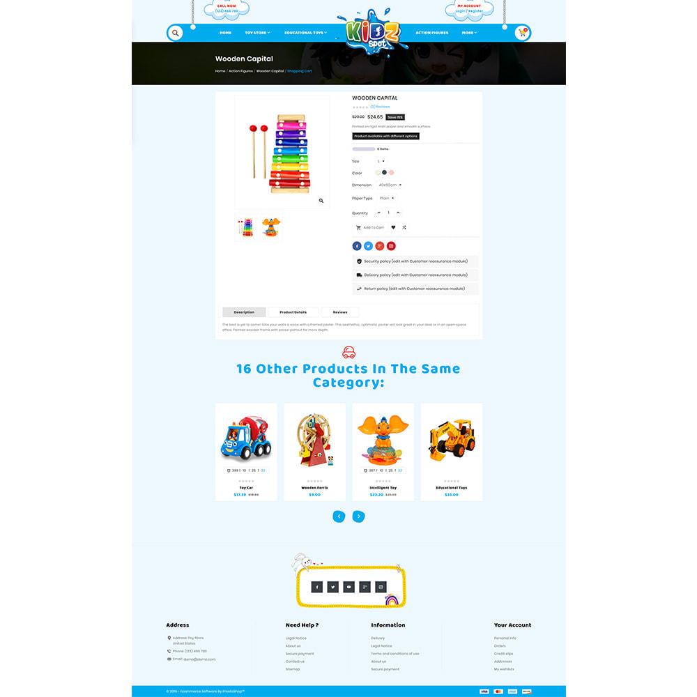 theme - Enfants & Jouets - Kidz Baby–Toys Children–Kids Store - 4