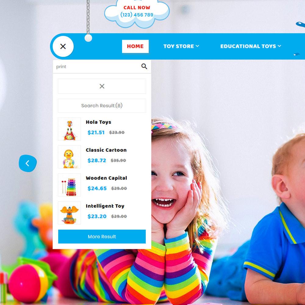 theme - Enfants & Jouets - Kidz Baby–Toys Children–Kids Store - 8