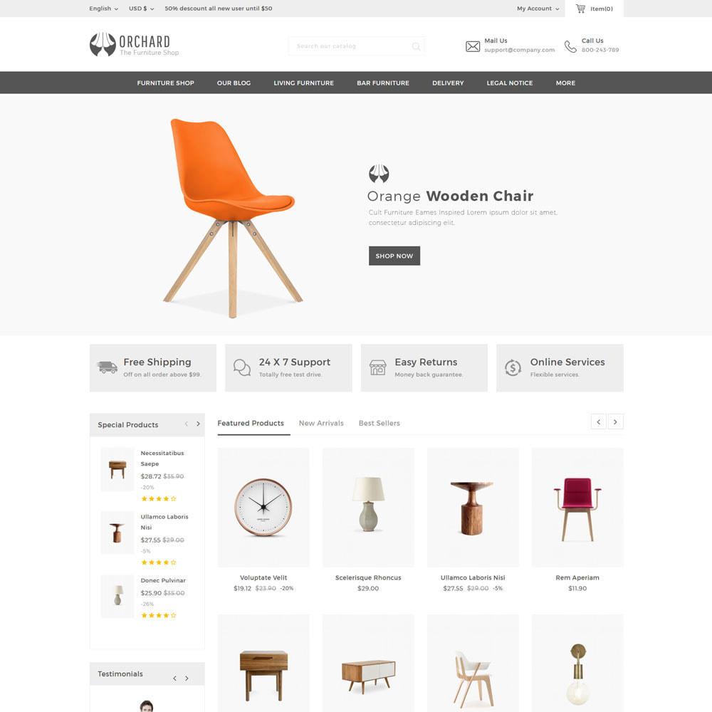 theme - Maison & Jardin - Orchard - Le magasin de bois polyvalent - 3