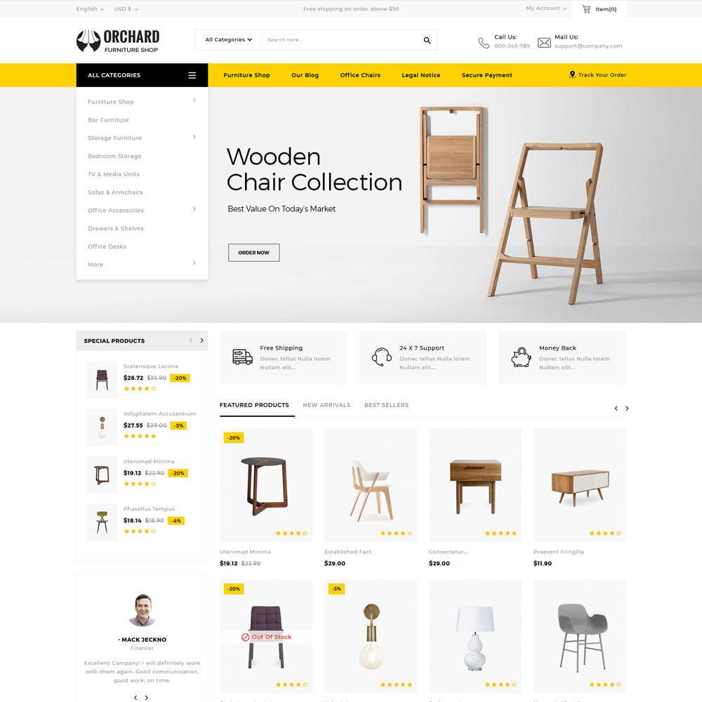 theme - Maison & Jardin - Orchard - Le magasin de bois polyvalent - 4