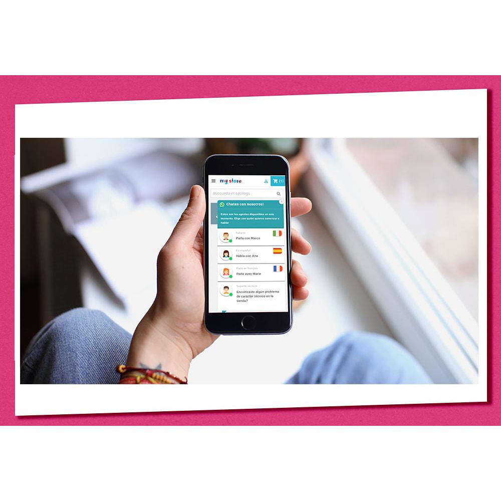 module - Ondersteuning & Online chat - Whatsappconnect - 7