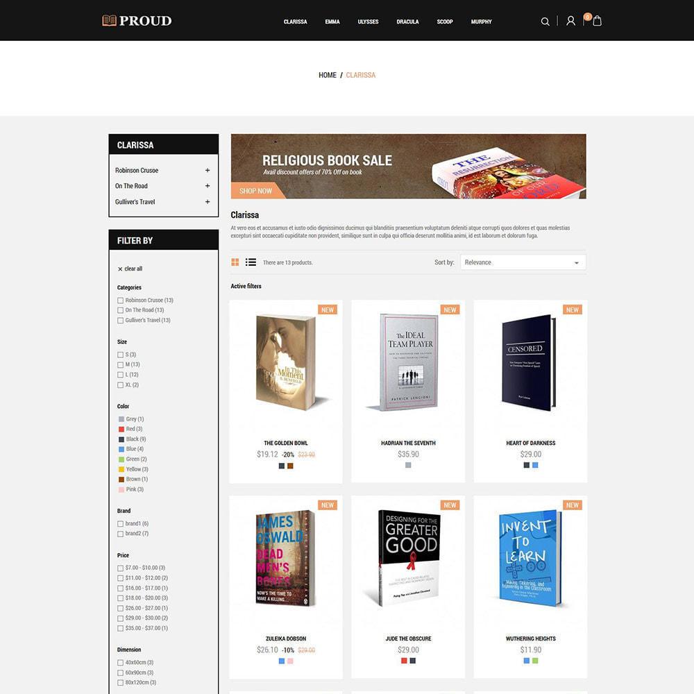 theme - Art & Culture - ProudBook - Ebook - Librairie de bandes dessinées - 3