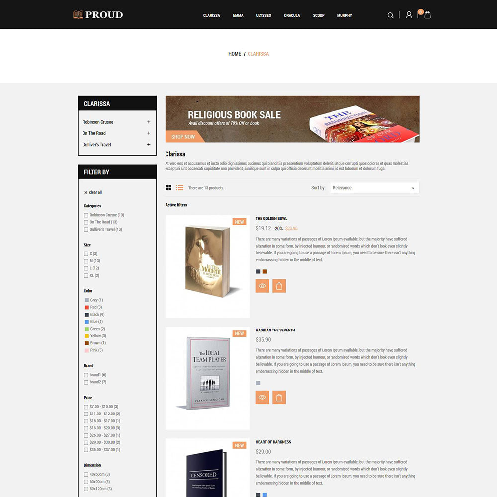 theme - Arte y Cultura - ProudBook - Ebook - Tienda de cómics - 5