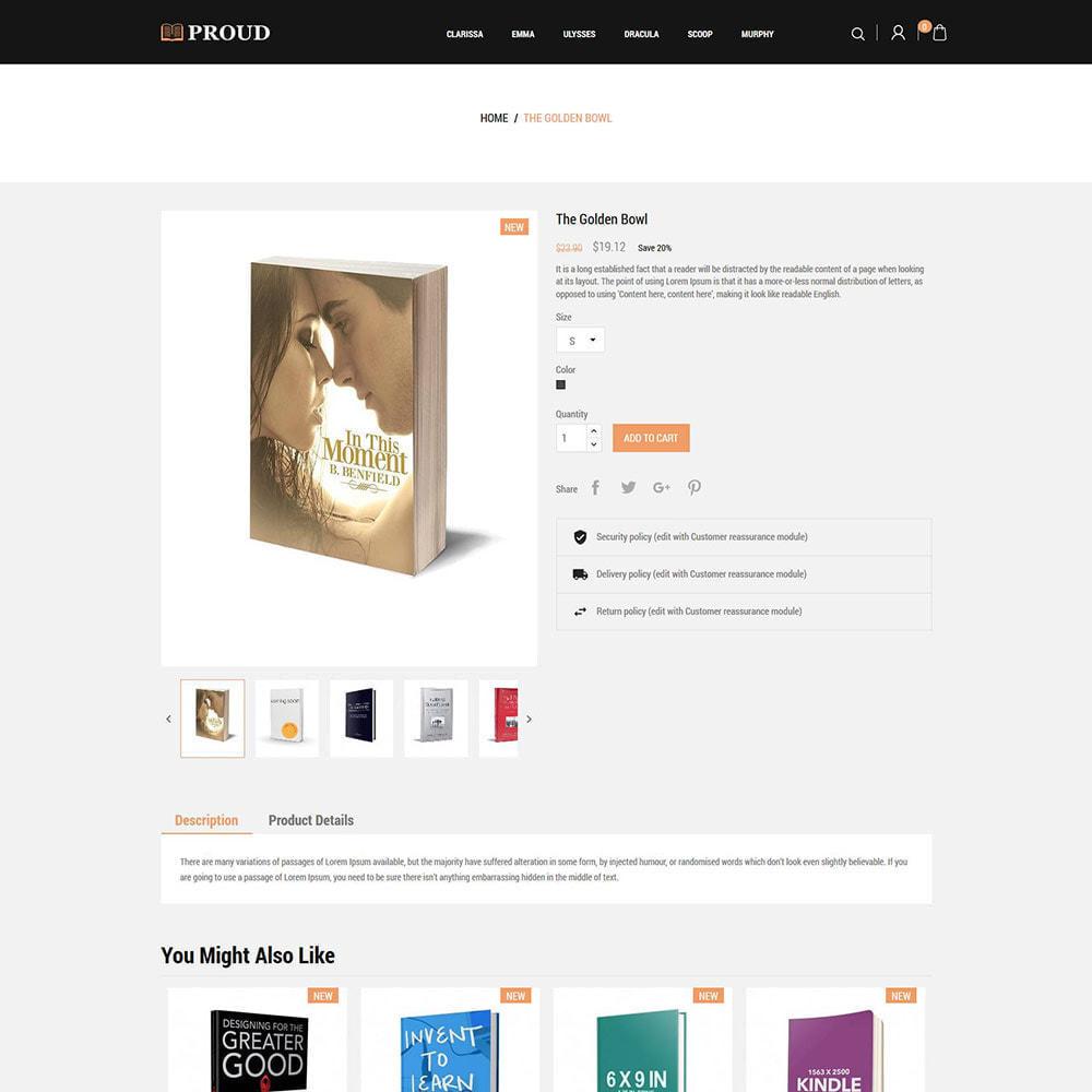 theme - Arte e Cultura - ProudBook - Ebook - Loja de revistas em quadrinhos - 6
